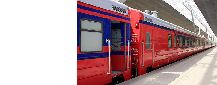 Train service to resume between Yerevan and Tbilisi on October 2, tickets on sale