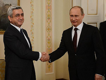 Putin: Russia remains Armenia's leading trade partner