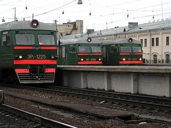 More than 7,100 passengers carried by South Caucasus Railway during New Year holidays