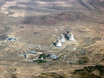 Government reaffirms extension of  service life of Armenian nuclear power plant by 10 years