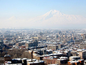 Temperatures to warm up in Armenia from April 2