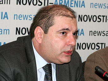 Armenia's ruling party lacks new members – Markarov