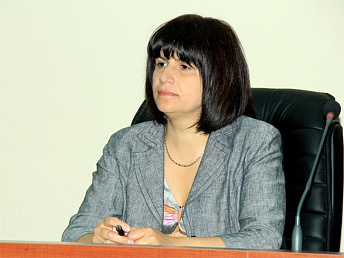 Karine Minasyan relieved of first deputy minister of economy post
