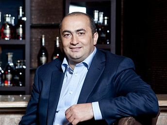 Artak Barseghyan appointed as executive director of Yerevan brandy company