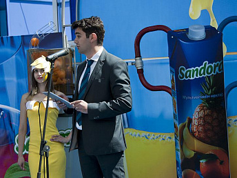 Sandora juice production to be launched in Armenia