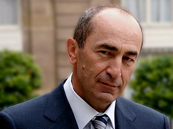 Armenia's new prime minister inherits unenviable legacy- Robert Kocharyan