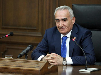 Armenia hopes its EEU membership will be mutually advantageous for all member-states – speaker