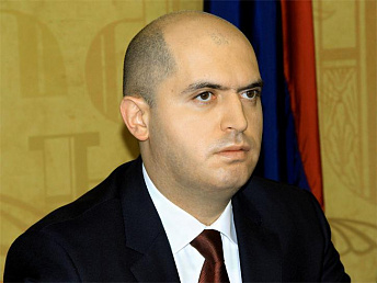 Armenian minister proposes to rename the country