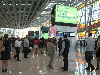 Passenger traffic at Yerevan Zvartnots airport hikes by 19% in March