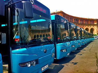 Current urban public transport fare in Yerevan half of what is efficient – study report
