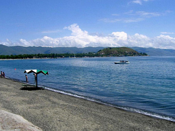Beach season on lake Sevan opens on July 1