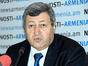 Share of SME in Armenia's total taxes may grow from 4.5-5 % to 10.7 %- Safaryan says