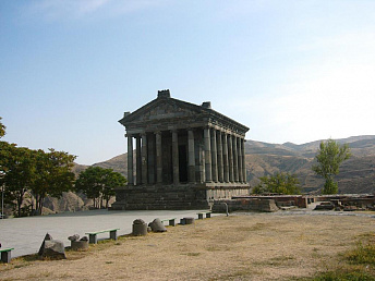 Cultural event at Garni museum preserve not a party, head of Armenia's central bank says