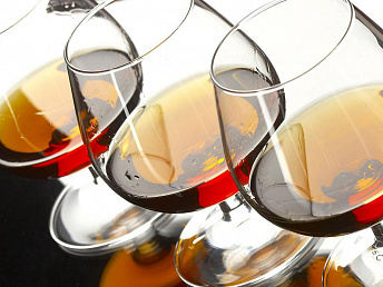 Armenia's cognac production fell by 5% to 3,481,900 liters in January-March
