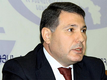 Former Armenian minister of environment appointed as governor of Kotayk