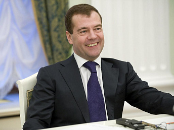 Russian prime minister congratulates his Armenian counterpart on assuming office