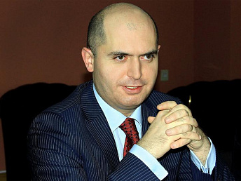 Armenian education and science minister to attend Poroshenko's swearing-in ceremony