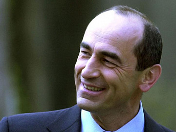 Robert Kocharyan skeptical about economic advantages Armenia may have from its Customs Union membership