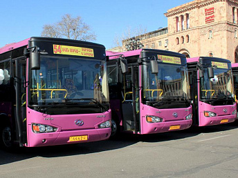 Public transport fare in Yerevan unlikely to increase by end of 2014 – consumer watchdog