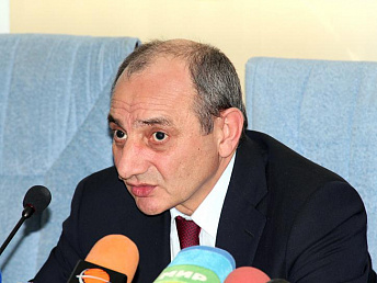 Nagorno-Karabakh president says no return to past status