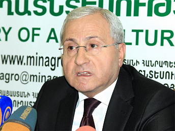 Armenian minister urges local companies to step up efforts for winning new Russian markets