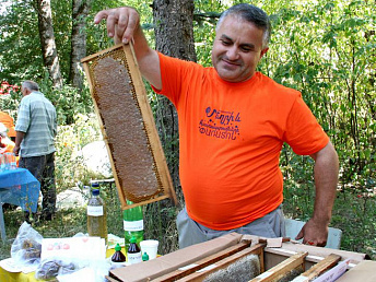Armenian honey import slashes last year by 85 percent