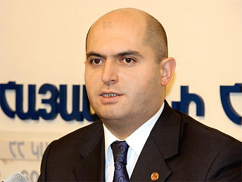 Ashotyan: new Armenian government's activity program to be minimally risky and maximally effective