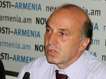Think-tank head praises new Armenian prime minister as exigent