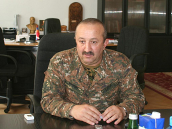 Karabakh defense minister says Azerbaijan may lose new swathes of land