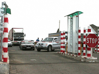 Project designed to modernize Bagratashen and Sadakhlo border crossings on Armenian-Georgian border launched today