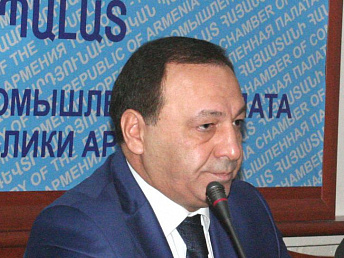 Head of Armenian Commerce and Industry Chamber appointed as chairman of Real Estate Cadastre
