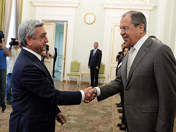 Lavrov: Armenia's Eurasian economic integration under discussion in Sochi