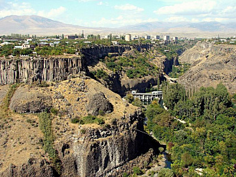Pilot projects of territorial administrative division of Armenia to be implemented in 2014