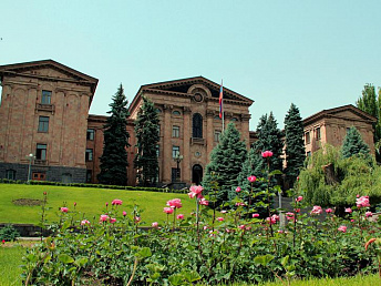 Armenian parliament passes funded pension law