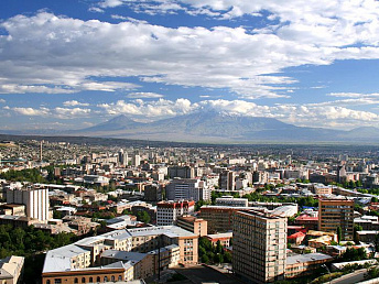 Fair weather expected in Yerevan next days; temperatures getting warmer