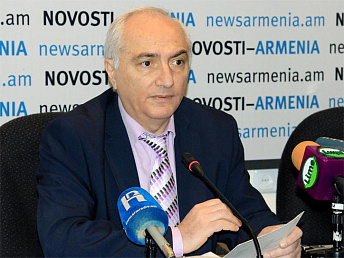 Russian federal TV channels should pay more attention to Armenia – Armenian party leader