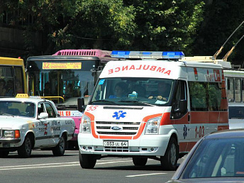 More than 218,000 calls received by Yerevan ambulance service in 2013