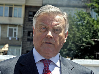 Political will needed for reopening Gyumri-Kars railway, Yakunin says