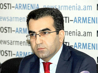Garegin Melkonyan appointed as first deputy economy minister