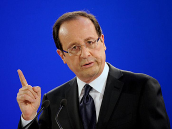 Turkey must recognize Armenian genocide – Francois Hollande