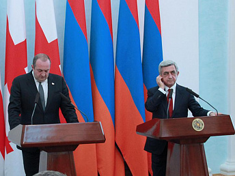 Armenia's decision to join Customs Union to create no obstacles for its relations with Georgia