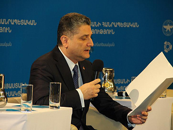 Level of Armenia's economic development similar to that across Eurasian area - premier