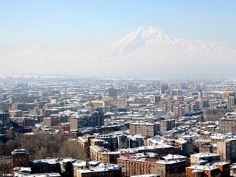 Light rain expected in Yerevan Sunday – ArmHyrdometeocenter