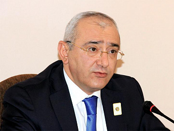 Budget expenditures for Armenia's central electoral commission at about 1.3 billion drams in 2013