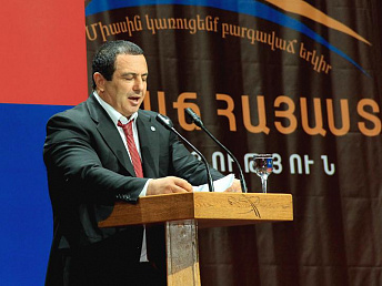 Next nationwide election to bypass ruling party in Armenia – Tsarukyan